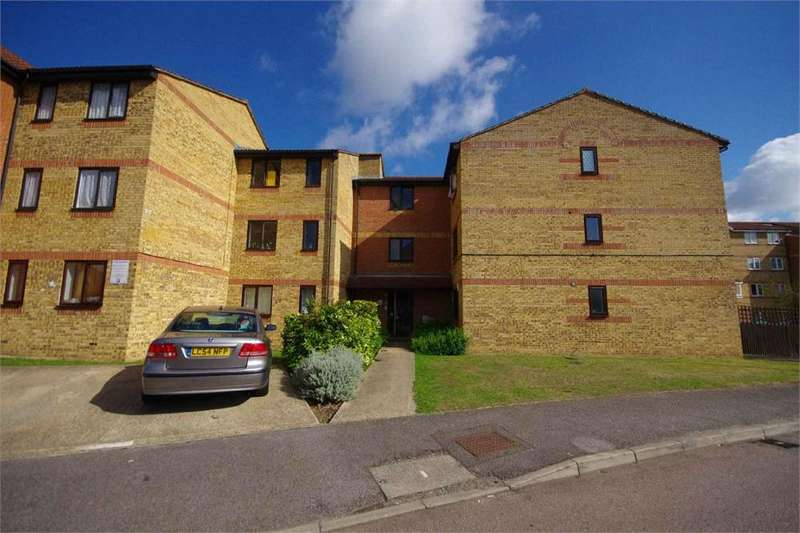 1 Bedroom Apartment Flat for sale in Mull House, Himalayan Way, Watford, Hertfordshire, WD18