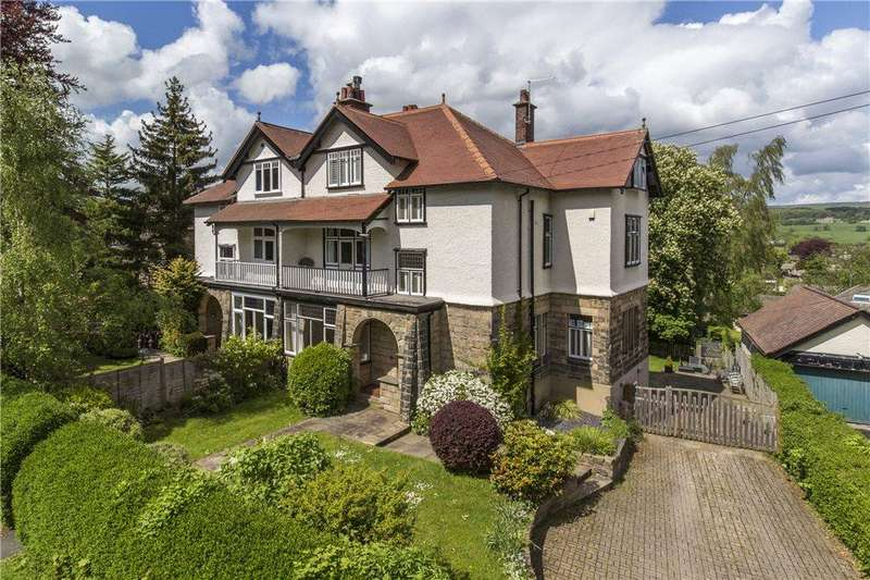 6 Bedrooms Unique Property for sale in Parish Ghyll Drive, Ilkley, West Yorkshire