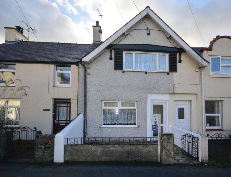 2 Bedrooms Terraced House for sale in Dwyran, Anglesey, North Wales