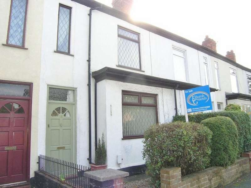 2 Bedrooms House for sale in Fearnhead Lane, Fearnhead, Warrington