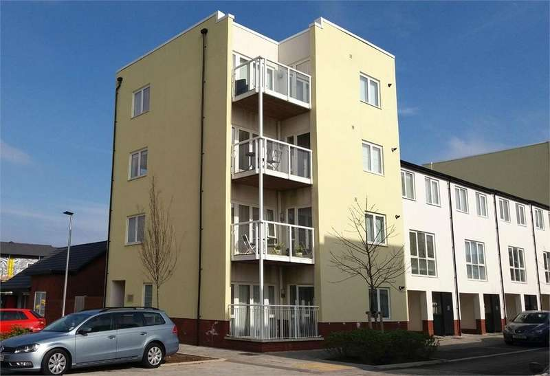 2 Bedrooms Flat for sale in Pearse Close, Penarth
