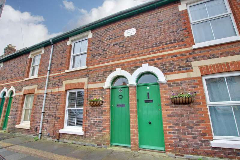 2 Bedrooms Terraced House for sale in Havant
