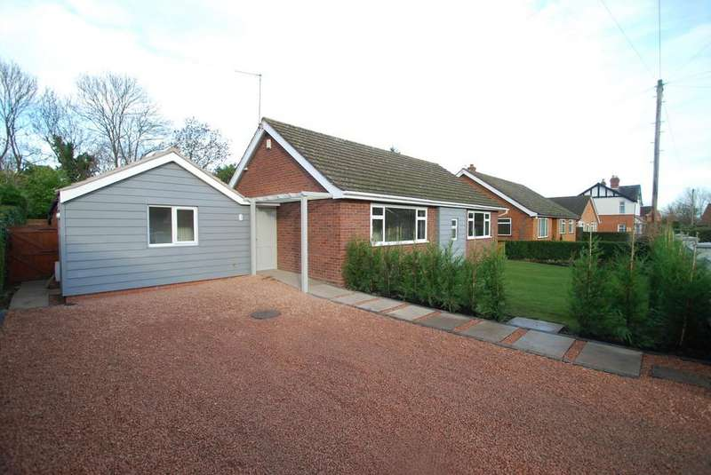 3 Bedrooms Detached Bungalow for sale in Wedderburn Road, Barnard Green