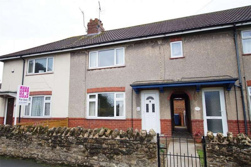 3 Bedrooms Terraced House for sale in Garth End Road, West Ayton, Scarborough