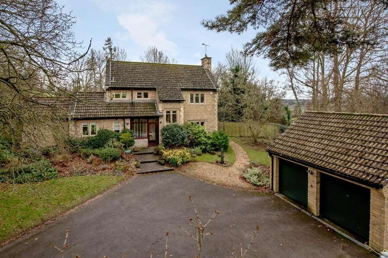 5 Bedrooms Detached House for sale in Stoney Lane, Stocklinch