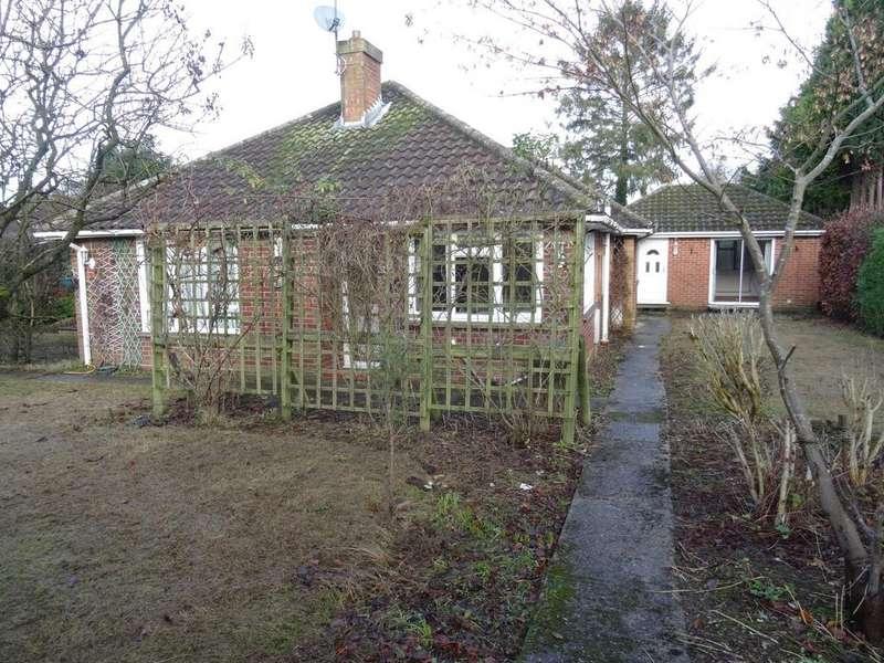 3 Bedrooms Detached Bungalow for sale in Park Lane, Old Basing