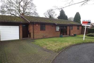 3 Bedrooms Bungalow for rent in Grangemoor, Papplewick, Nottingham, NG15