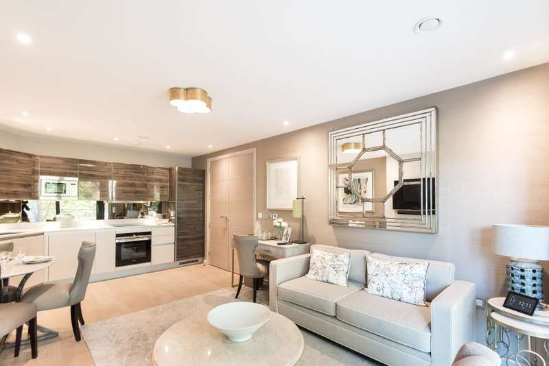 2 Bedrooms Apartment Flat for sale in 100 Putney Common, Putney, SW15