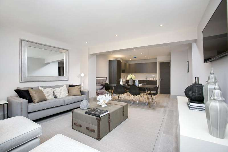 1 Bedroom Apartment Flat for sale in The Causeway, Teddington, TW11