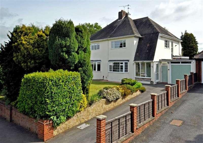 3 Bedrooms Semi Detached House for sale in 35, Woodthorne Road, Tettenhall, Wolverhampton, West Midlands, WV6