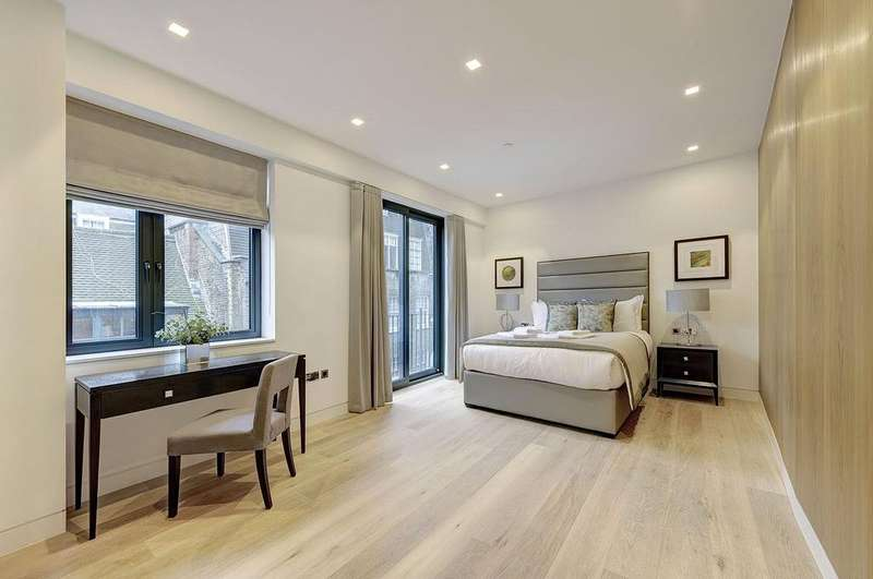 3 Bedrooms Apartment Flat for sale in The York, Covent Garden, WC2N