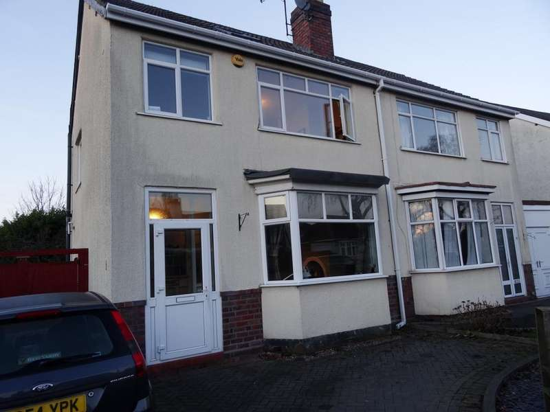 3 Bedrooms House for sale in Rowan Crescent, Wolverhampton