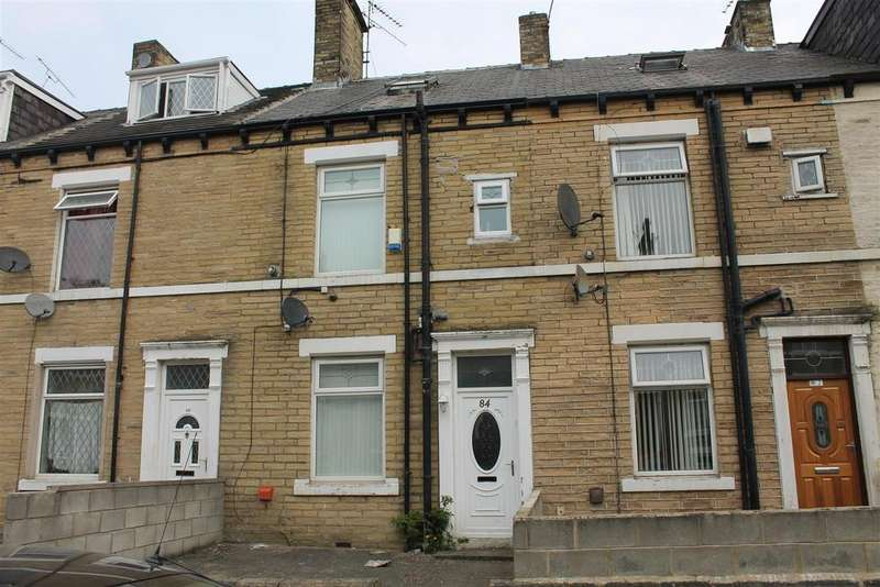 4 Bedrooms Terraced House for sale in Waverley Road, Bradford, BD7 3AJ