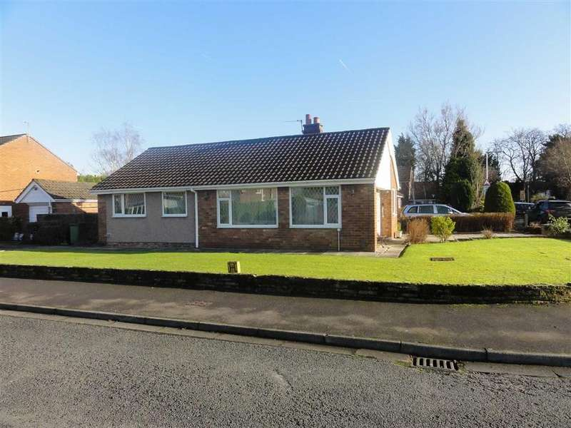2 Bedrooms Detached Bungalow for sale in Oakdale Drive, Heald Green