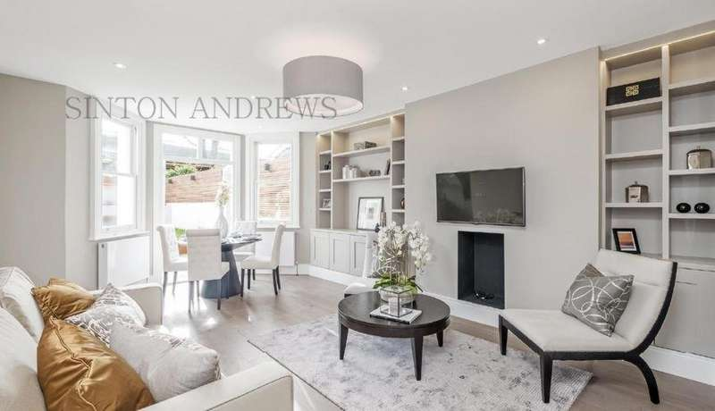 3 Bedrooms Flat for sale in Cambridge Gardens, Notting Hill, W10