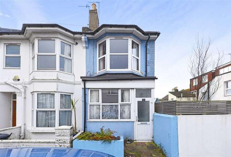 2 Bedrooms Terraced House for sale in Montgomery Street, Hove