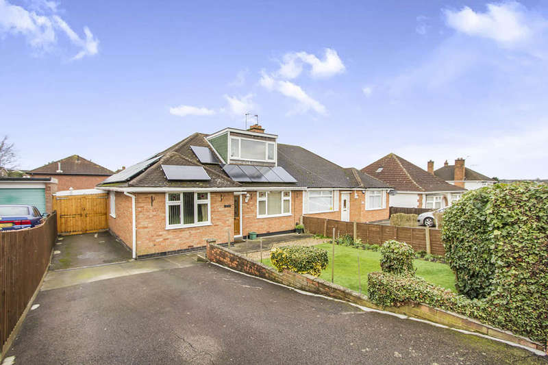 4 Bedrooms Detached Bungalow for sale in Ocean Road, Leicester, LE5
