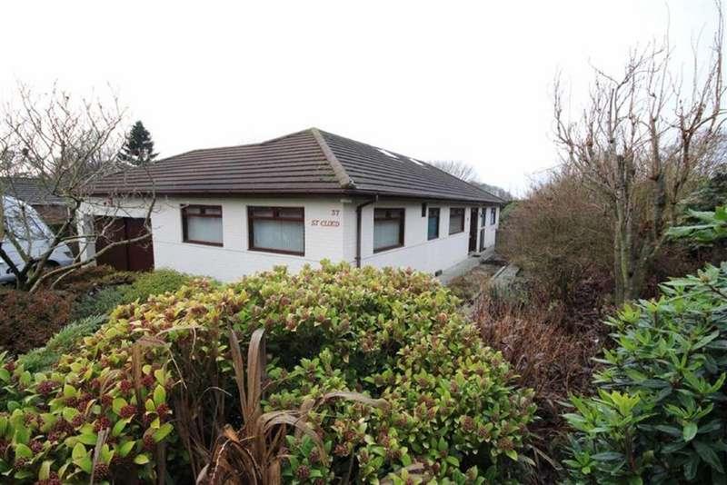 4 Bedrooms Detached Bungalow for sale in Eccleston Gardens, Eccleston Park, St Helens, WA10