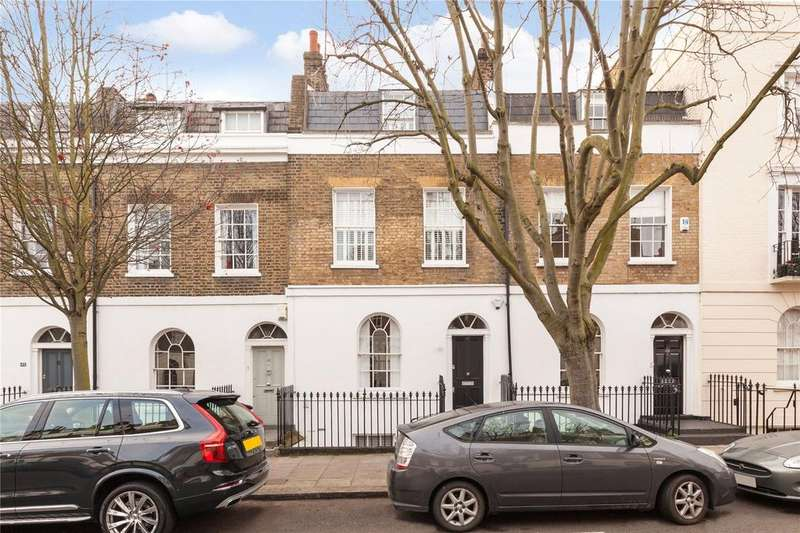 3 Bedrooms House for sale in College Cross, Barnsbury, London