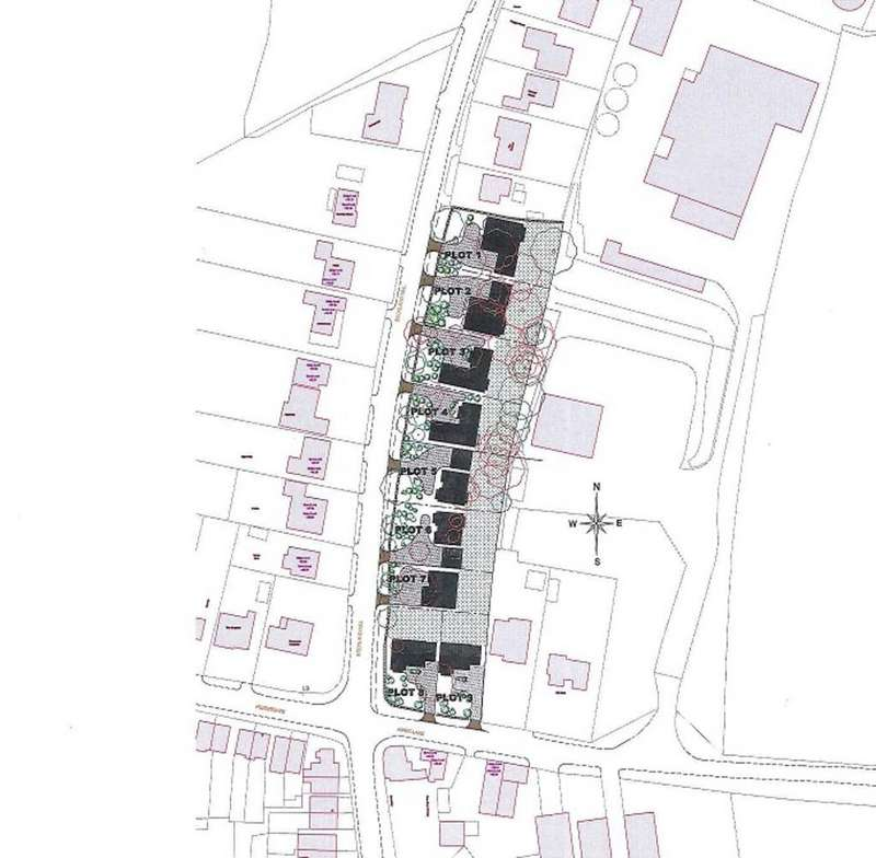 Land Commercial for sale in Plot 2, Beckland Hill, East Markham, Newark, Notts