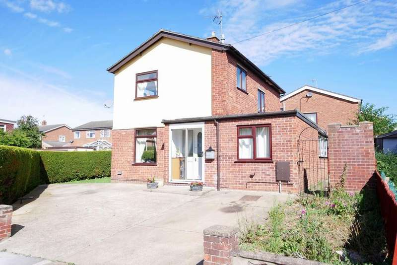 3 Bedrooms Detached House for sale in Dryden Road