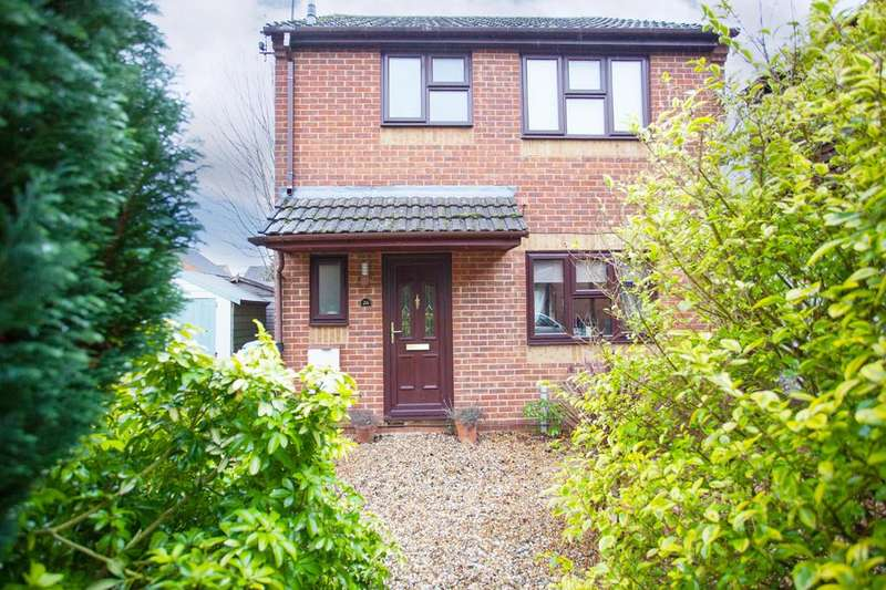 3 Bedrooms Detached House for sale in Lenborough Close, Buckingham