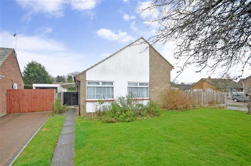 3 Bedrooms Detached Bungalow for sale in Cherry Gardens, Herne Bay, Kent