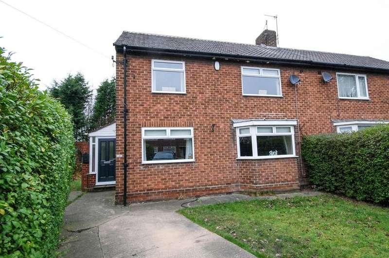3 Bedrooms Semi Detached House for sale in Finchale Road, Hebburn