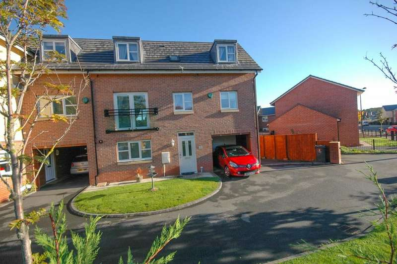 4 Bedrooms Semi Detached House for sale in Redwood Avenue, South Shields
