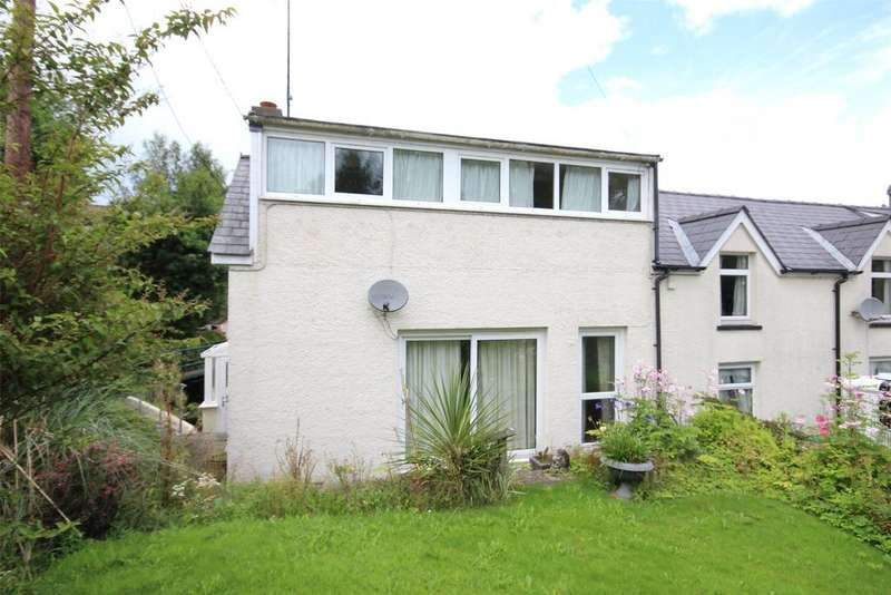3 Bedrooms Semi Detached House for sale in Libanus, Brecon, Powys