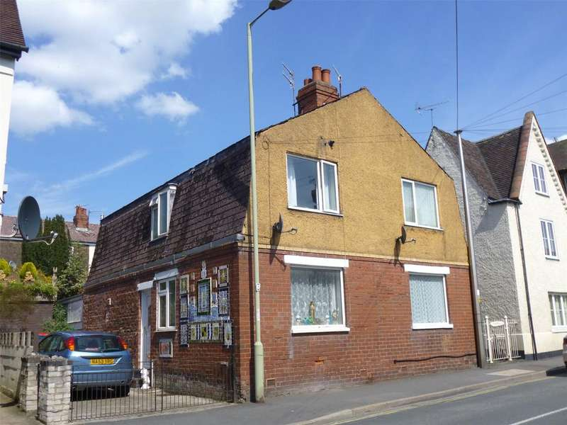 2 Bedrooms Semi Detached House for sale in Lower Galdeford, Ludlow, Shropshire