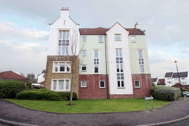 1 Bedroom Flat for sale in The Moorings, Dalgety Bay, Fife, KY11 9GP