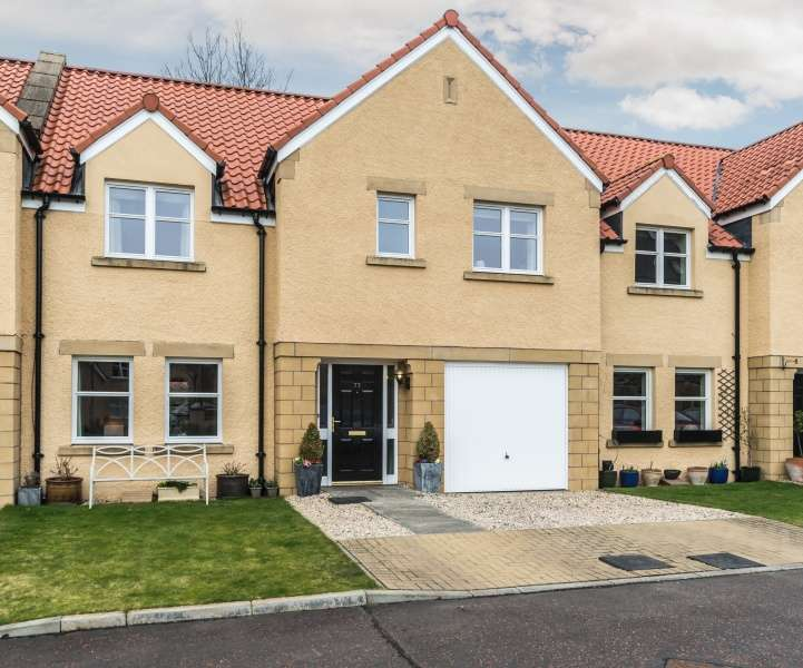 4 Bedrooms Mews House for sale in The Maltings, Haddington, East Lothian, EH41 4EF