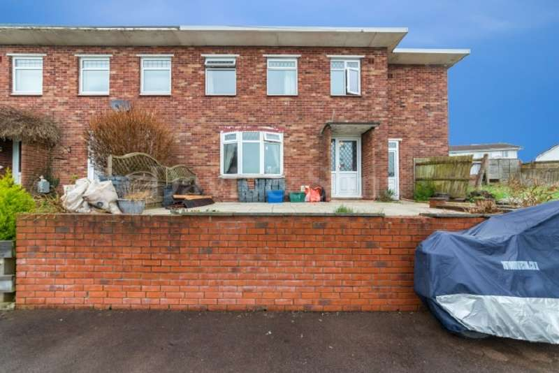 4 Bedrooms End Of Terrace House for sale in Byron Road, The Gaer, Newport. NP20 3HJ