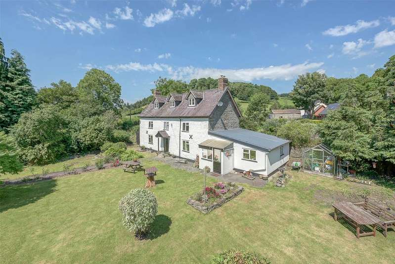 4 Bedrooms House for sale in Pentre, Bucknell, Shropshire
