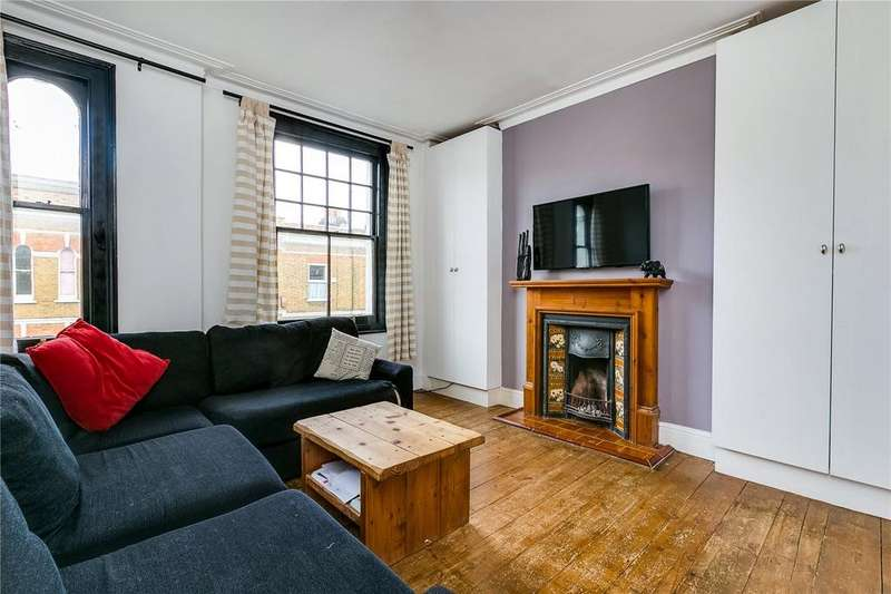 1 Bedroom Flat for sale in St Olafs Road, Fulham, London