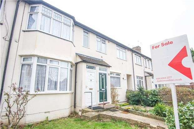 3 Bedrooms Maisonette Flat for sale in Marlow Court, Colindeep Lane, COLINDALE, NW9 6EB