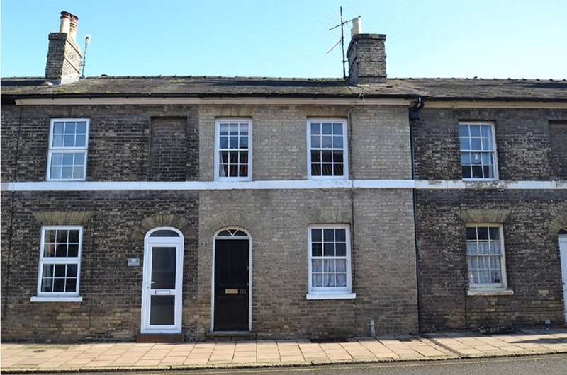 2 Bedrooms Terraced House for sale in Northgate Street, Bury St Edmunds