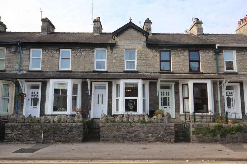 2 Bedrooms Terraced House for sale in 60 Milnthorpe Road, Kendal