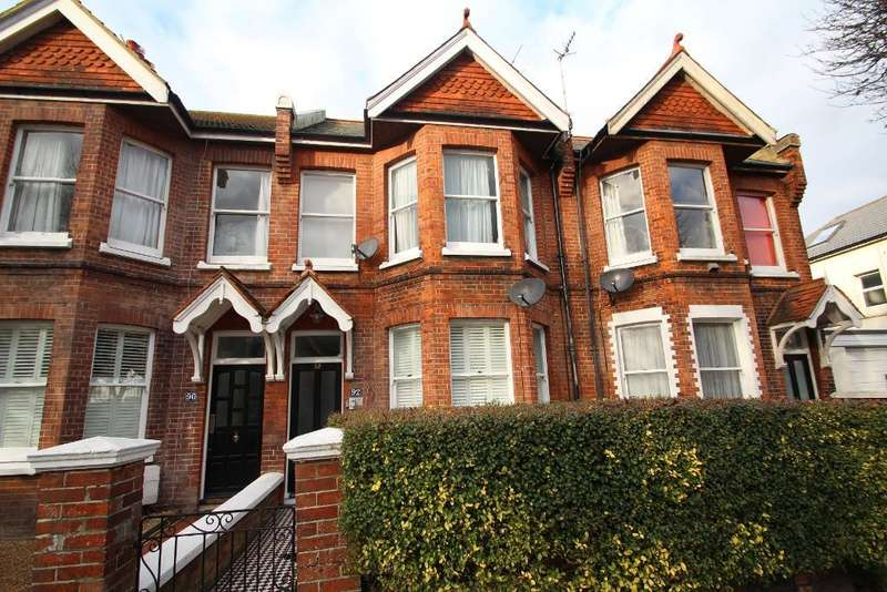2 Bedrooms Flat for sale in St. Leonards Road, Hove, BN3 4QS