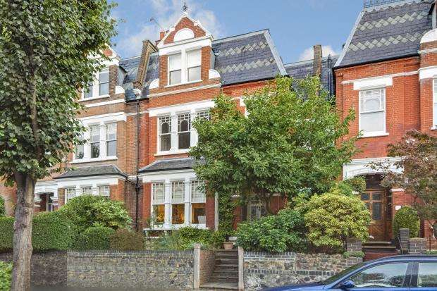 5 Bedrooms Terraced House for sale in Whitehall Park, Whitehall Park, London, N19
