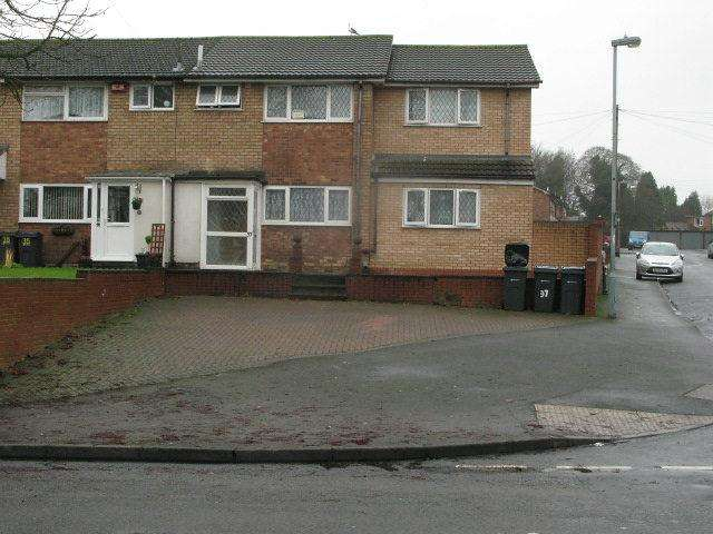 6 Bedrooms End Of Terrace House for sale in Sandwell Road,Handsworth,Birmingham