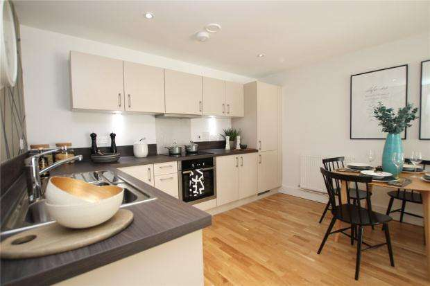 2 Bedrooms Apartment Flat for sale in Wherry Road, Norwich, Norfolk