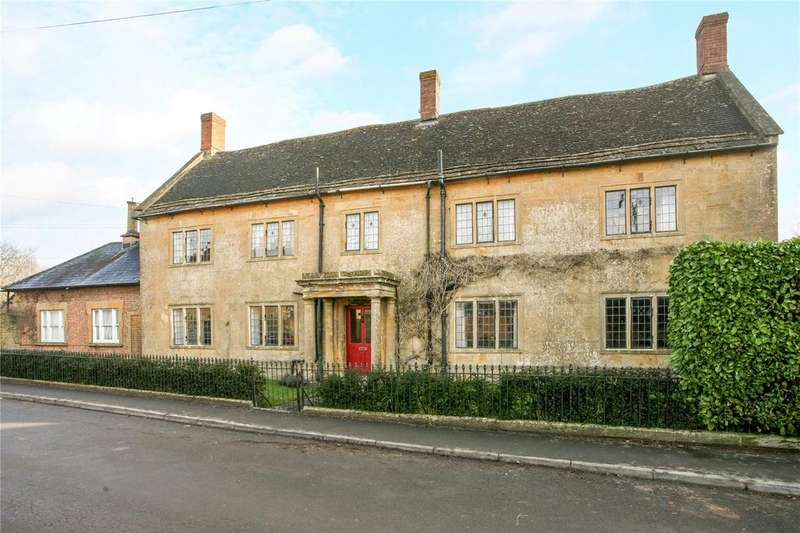 6 Bedrooms Detached House for sale in Hurst, Martock, Somerset