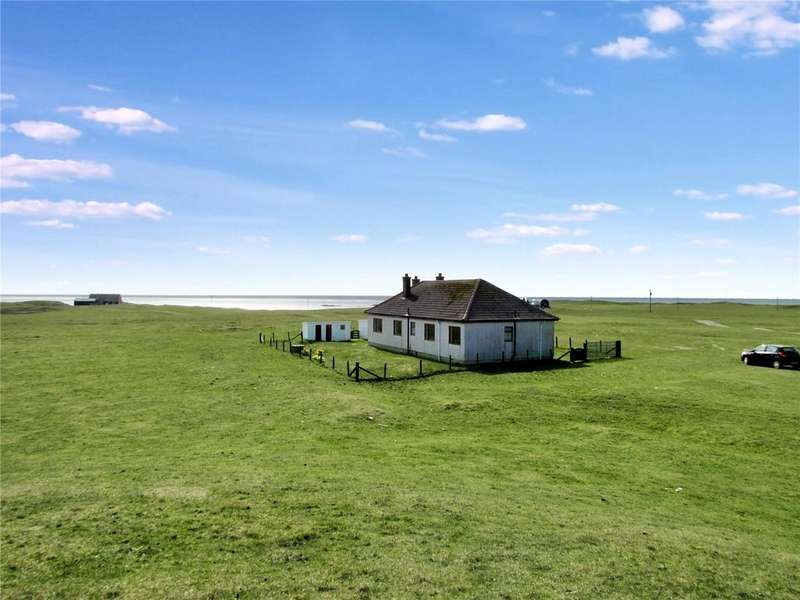 5 Bedrooms Detached Bungalow for sale in Braeside, Heanish, Isle of Tiree, Argyll and Bute, PA77