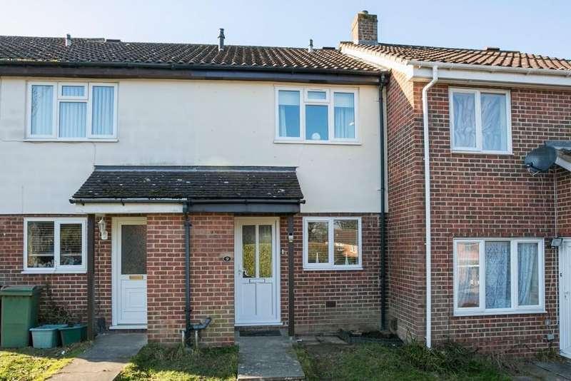 2 Bedrooms Terraced House for sale in Aspen Way, Tunbridge Wells