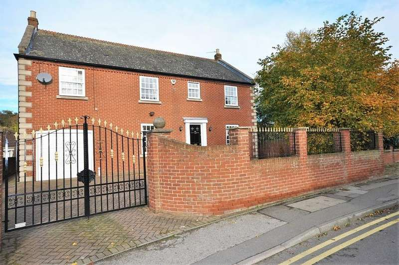 4 Bedrooms Detached House for sale in Church Street, Thorne, Doncaster