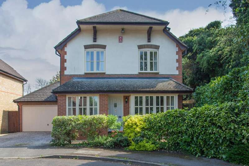 4 Bedrooms Detached House for sale in The Meadows, Whitchurch