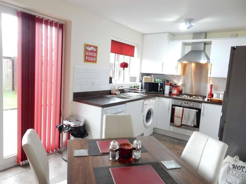 3 Bedrooms Semi Detached House for sale in Church Meadows, Great Broughton