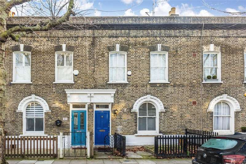 4 Bedrooms Terraced House for sale in Longley Street, London